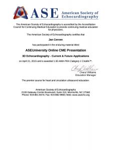 3DE certificate 21.4.2015